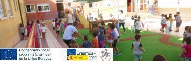 'Arte por la Convivencia', por el intercambio de experiencias: acogida de los niños de tres años en Educación Infantil del CEIP Tomás y Valiente
