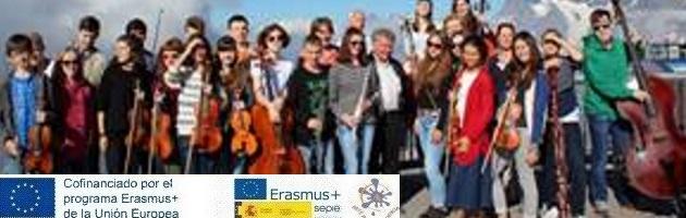 'Arte por la Convivencia': cinco alumnos de la Escuela Municipal de Música de Velilla de San Antonio son becados para la KLANGFORUM SCHWEIZ (academia de verano de música en Suiza)